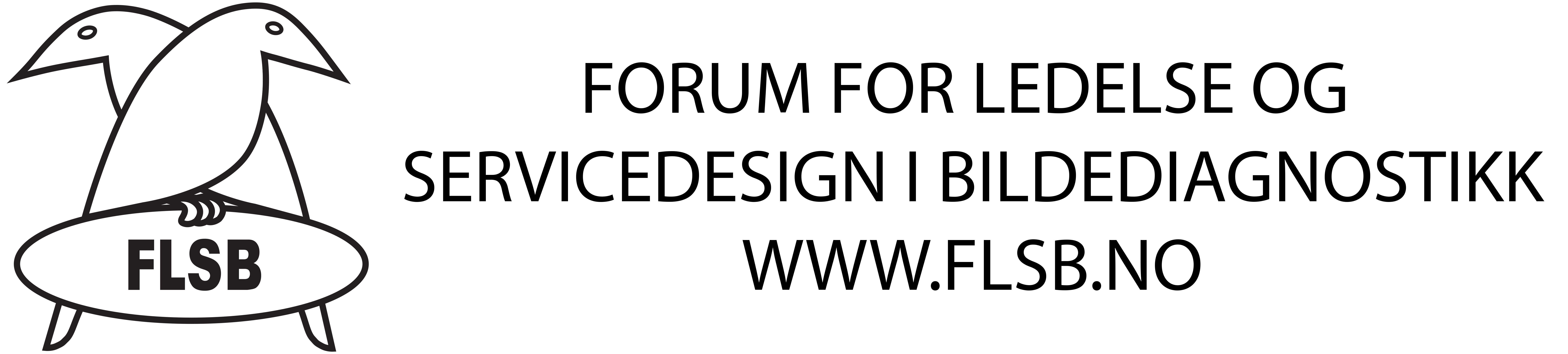 Forum for Ledelse og Servicedesign i Bildediagnostikk logo
